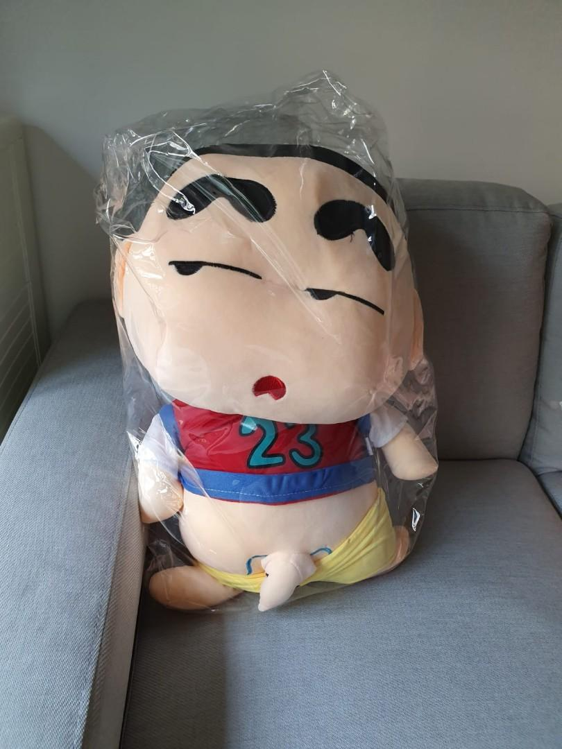 Giant Size Brand New Crayon Shin Chan Soft Toy