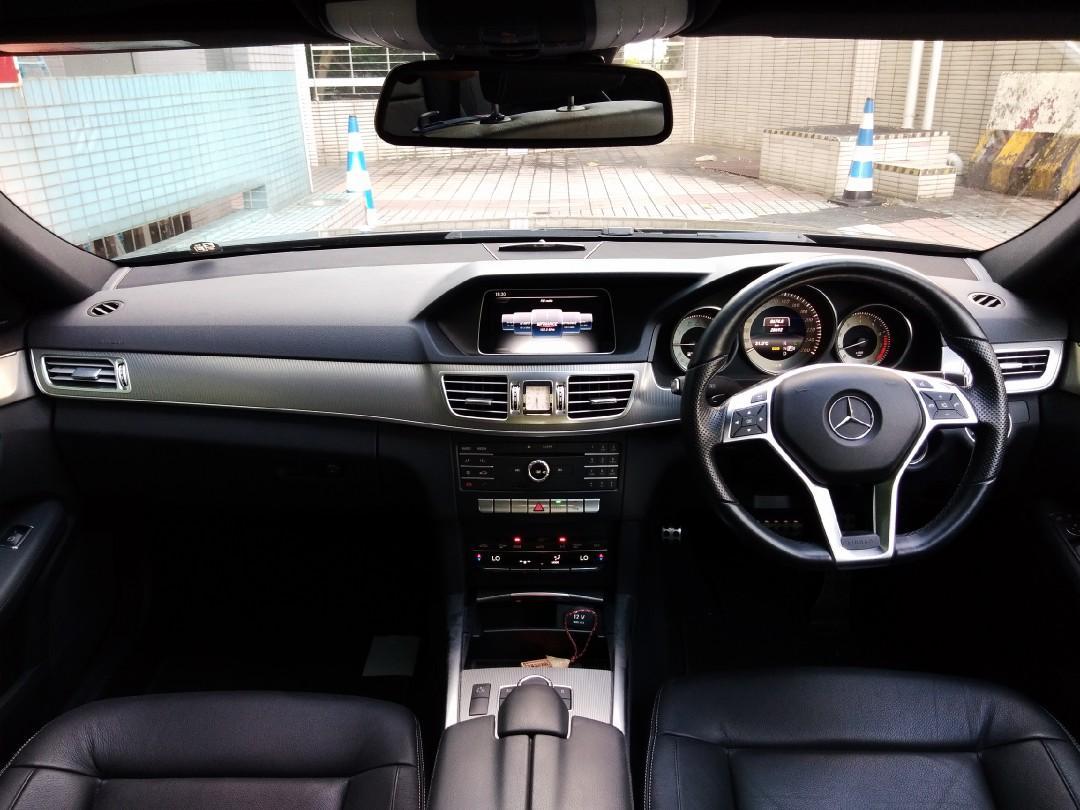 MERCEDES-BENZ E250 2015 AMG