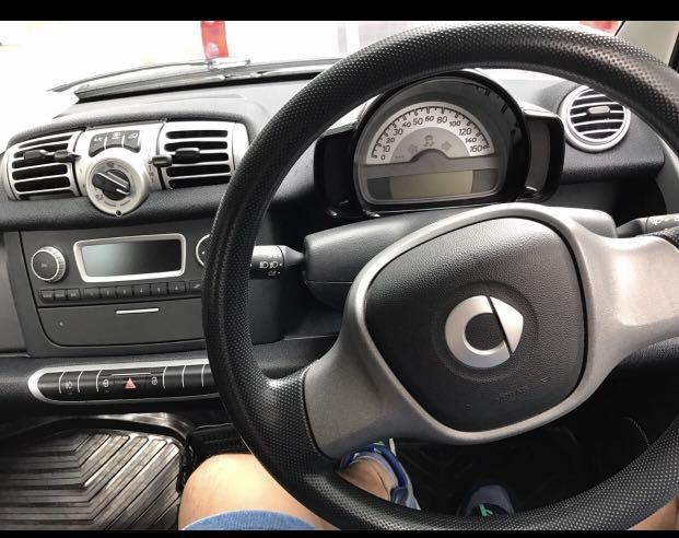 MERCEDES-BENZ Smart Fortwo