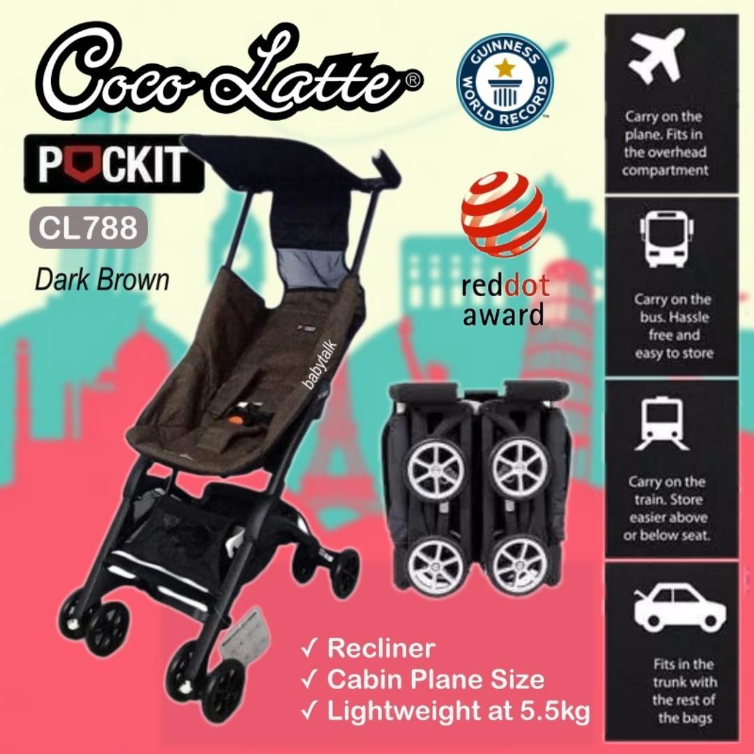 Cocolatte Pockit  Recline (CL788)