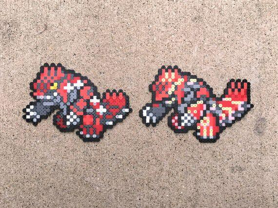 Pokémon Gen 3 Legendary Weather Trio Kyogre Primal