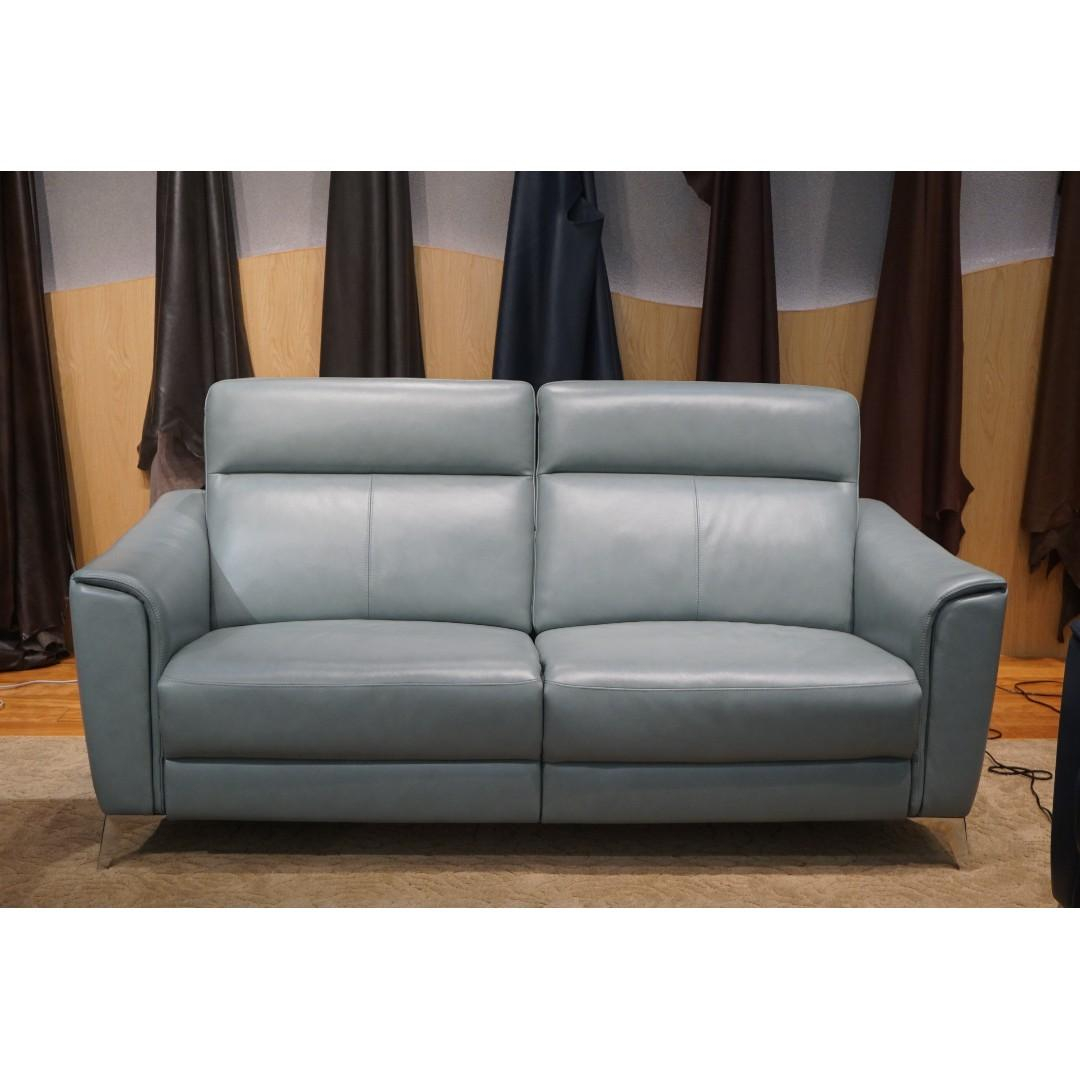 Premium Sofa Direct Factory Sales Comfy SG Italian Leather