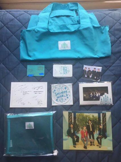 [Preoder] SM Ace Welcome Kit SNSD Super Junior TVXQ SHINee
