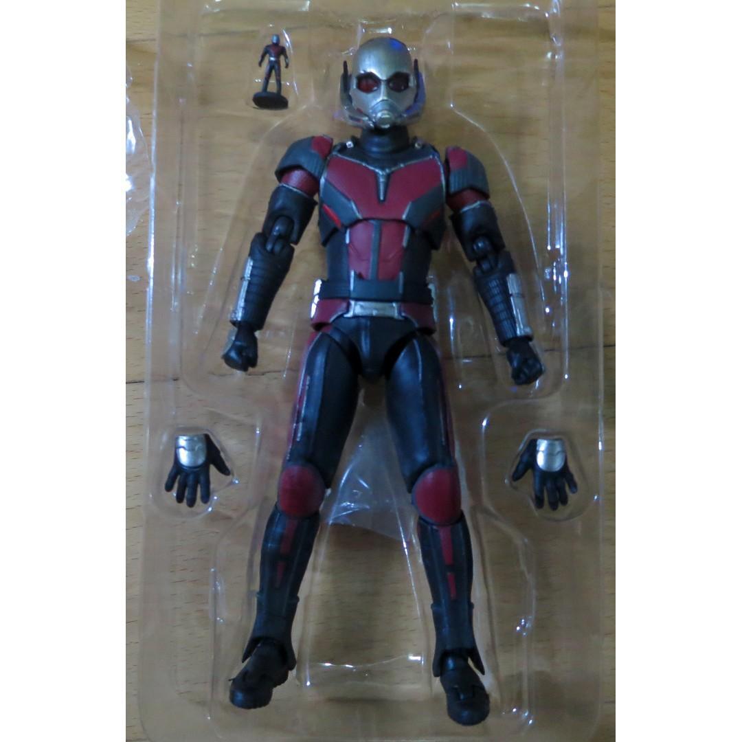 SHF Antman Captain Amarica Civil War Avengers Marvel Figuarts