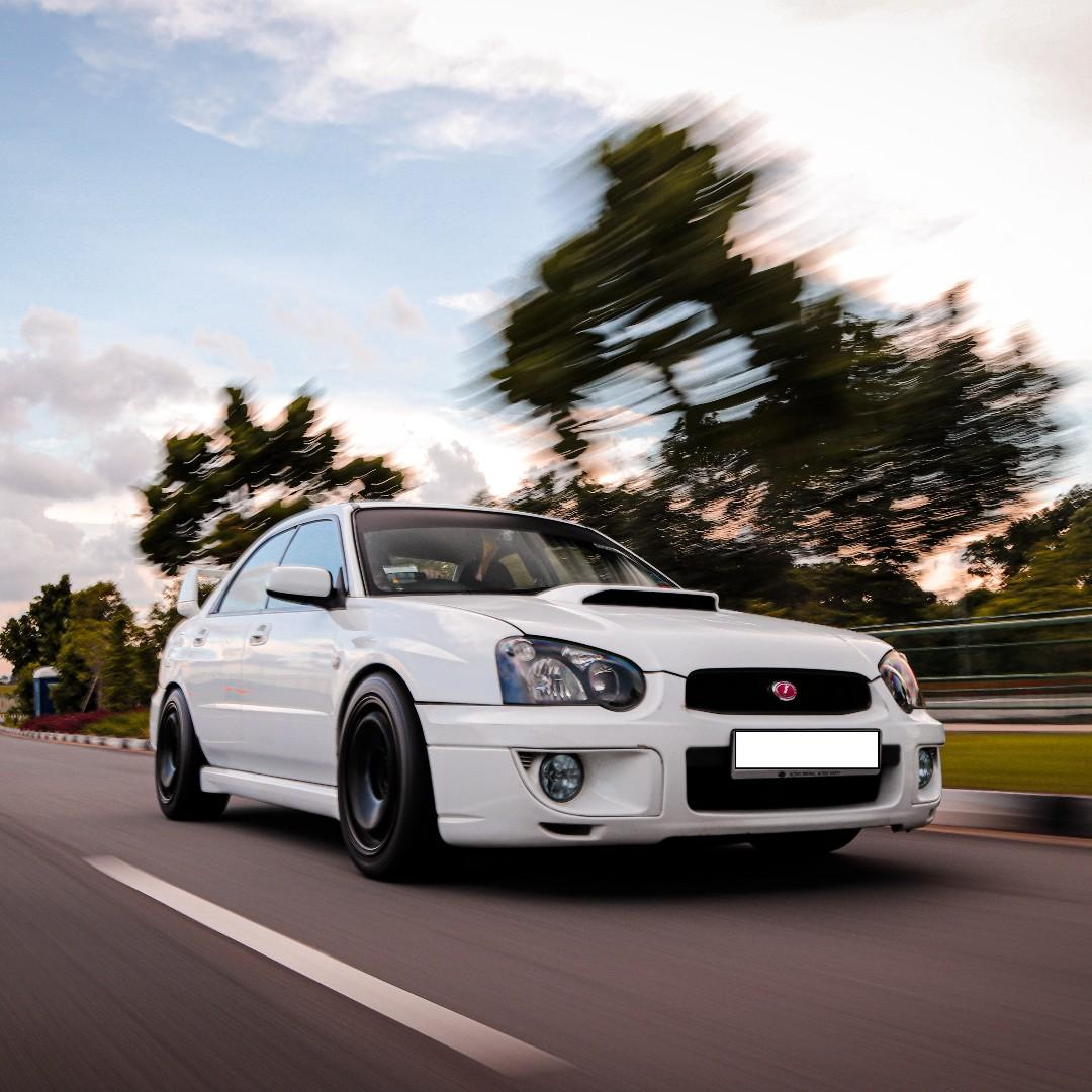 Subaru Impreza WRX 2.0 Turbo Manual
