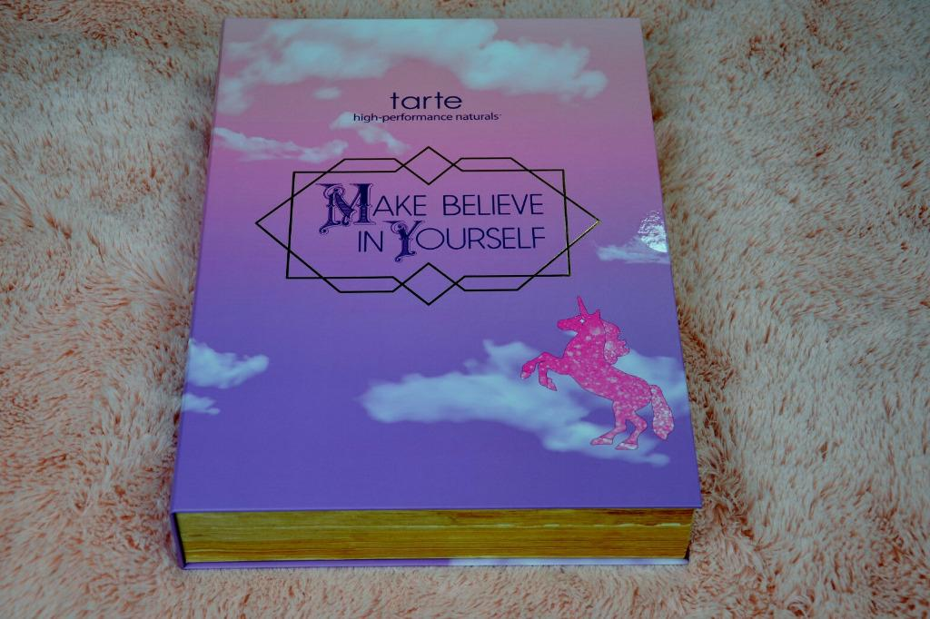 TARTE MAKE BELIEVE IN YOURSELF VAULT Limited Edition NEW + AUTH [PRICE NOT NEGOTIABLE]