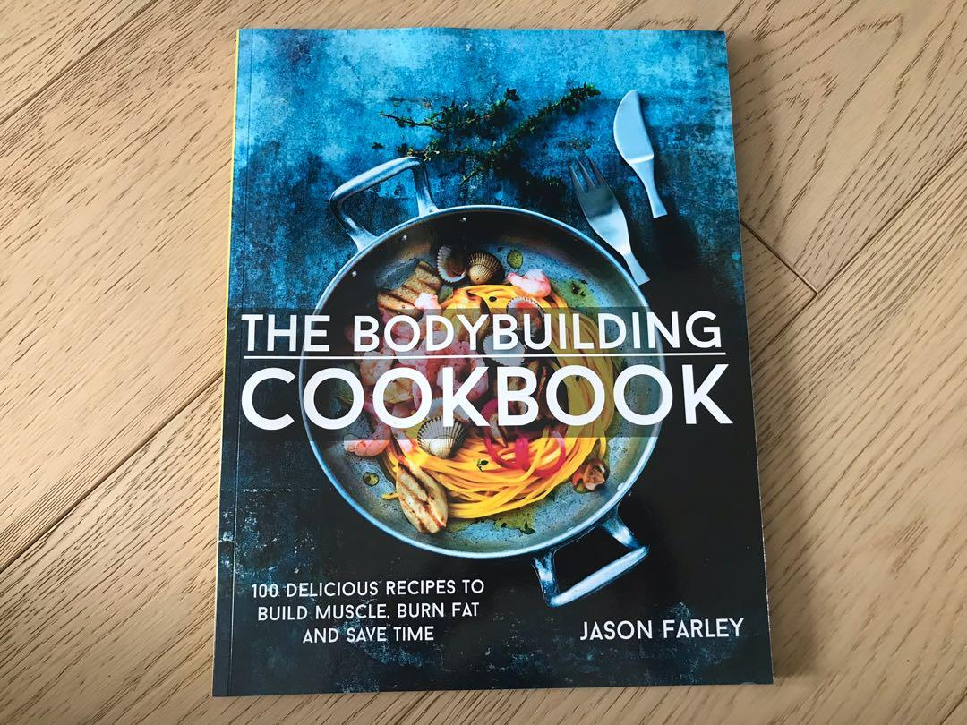 The Body Building Cook Book