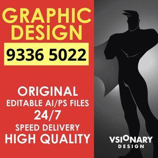 All your graphic design needs