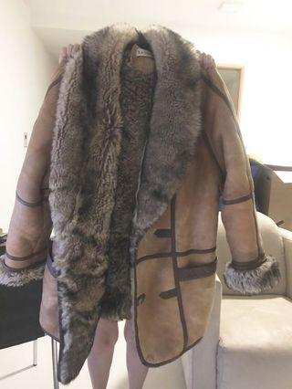 Fur Winter Coat