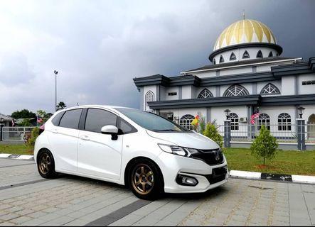 HONDA JAZZ 2019 NEW CAR CONTINUE LOAN