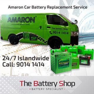Mobile On-Site Car Battery Replacement Service - The Battery Shop