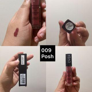 Make Over Intense Matte Lip Cream 009 posh