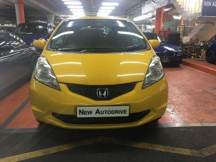 HONDA FIT 1.3A G( PERSONAL/PHV)