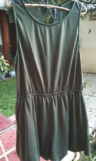 Jumpsuit army by Cotton On