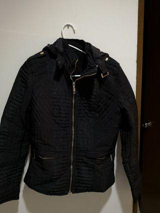 c6ca6f7bb jacket black   Clothes   Carousell Philippines