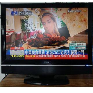 中古液晶電視 22吋 明碁 BENQ VF2211 二手液晶電視