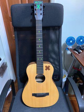 Martin Ed Sheeran X guitar LX1E