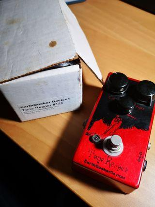 Earthquaker Devices Tone Reaper Fuzz Pedal