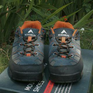 Sepatu outdoor Eiger Natoas no rei consina bodypack