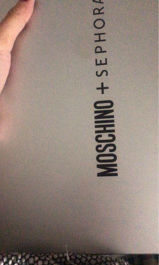 Moschino X Sephora Laptop Palette