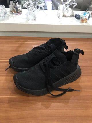 Adidas NMD triple black women