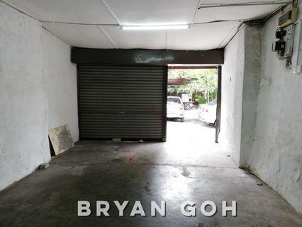 Single Storey Shoplot Near Jelutong Market & Expressway
