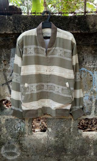 Bomber silk vintage ( not versace sukajan )