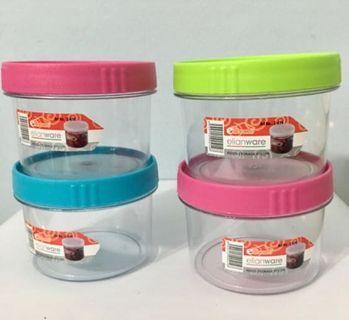 Plastic  Colourfull food Container Set