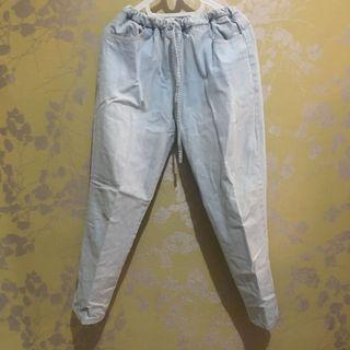 Celana Jeans fit to XL besar