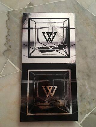 Winner WE Album Full Set