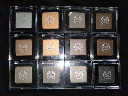 make up eyeshadow / blush The Body Shop official