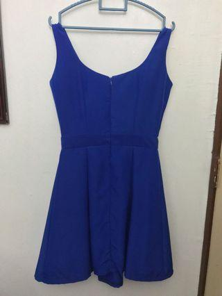 Twenty3 Blue Dress