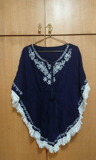 泰雅民族風上衣