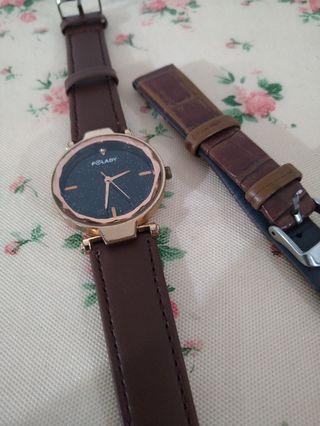 Folady watch (Jam tangan Folady)
