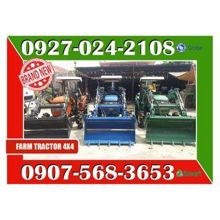 Farm Tractor TY SERIES 40hp 4X4 4 CYLINDER Euro 3
