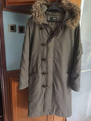 Parka winter jacket