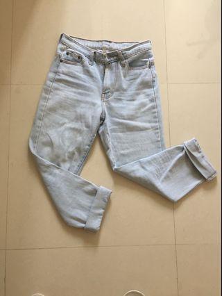Boyfriend Light Jeans Premium