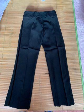 🚚 Karen Millen black military pants Eur 38
