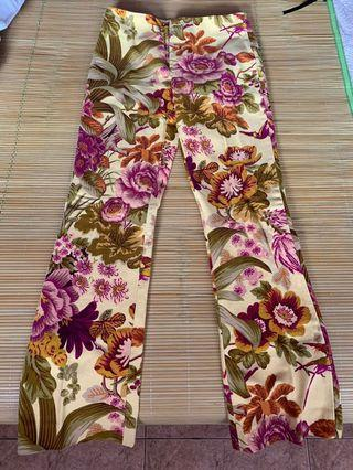 Kenzo printed jeans size 36