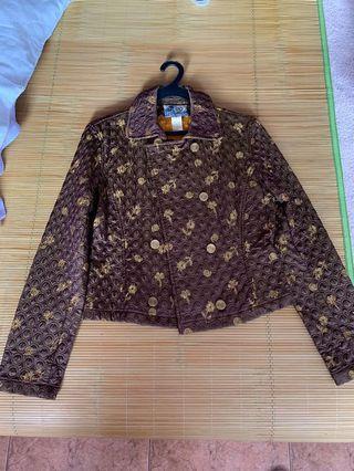 Kenzo embroidered jacket Size M