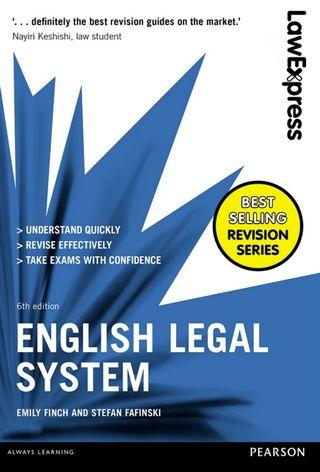 English Legal System Law Express