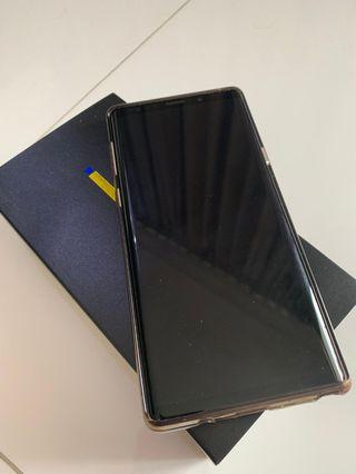 Samsung Note 9 Blue 128GB