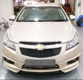 Chevrolet Cruze for Rent!
