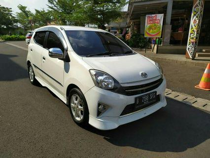Toyota Agya TRD Sportivo 2015MT..Putih