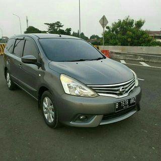 Nissan Grand Livina XV 1.5 2013AT...Special