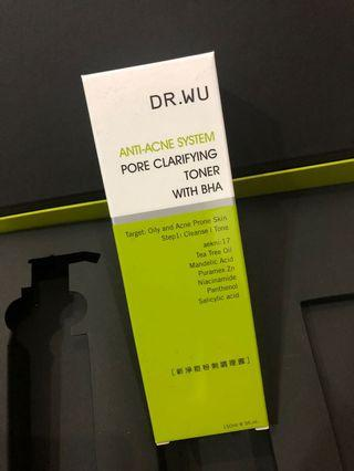 Dr.Wu Aekni:17 Toner