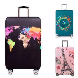[Instock] Travel Luggage Cover Protector