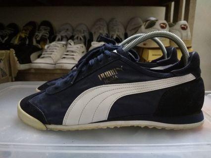 Puma Roma OG (Nylon-Dark Blue&White)