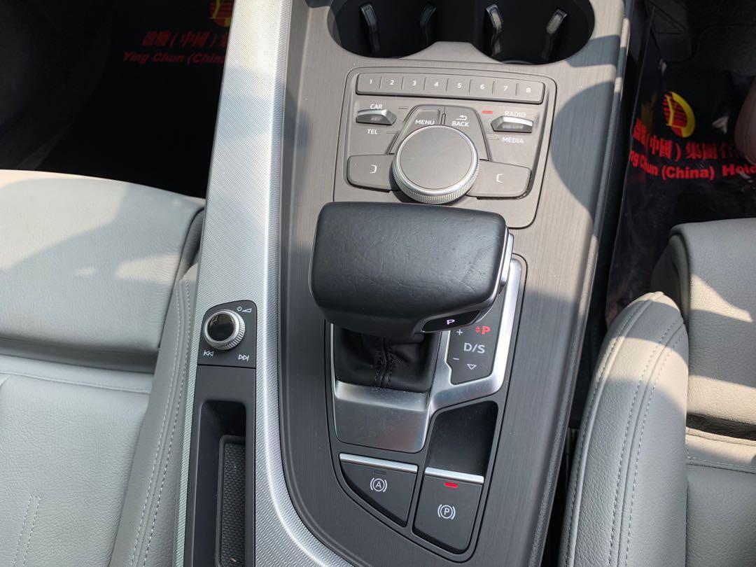 2017 AUDI A4 40Tsi