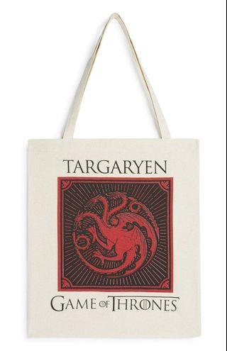 Tote bag Game of Thrones